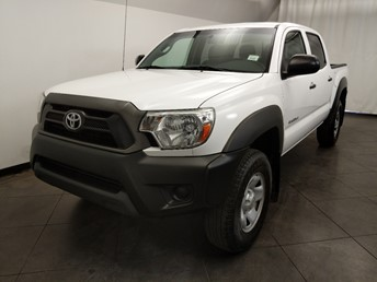 2014 Toyota Tacoma Double Cab PreRunner 5 ft - 1050161529