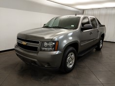 2008 Chevrolet Avalanche LS 5.25 ft