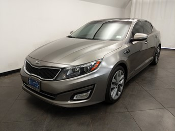 2015 Kia Optima SX Turbo - 1050161720