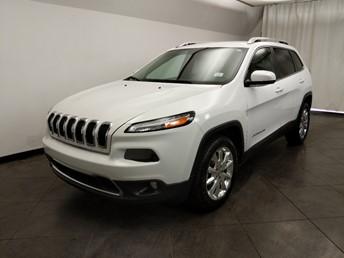 2016 Jeep Cherokee Limited - 1050161855