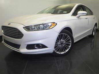 2014 Ford Fusion SE - 1060139666