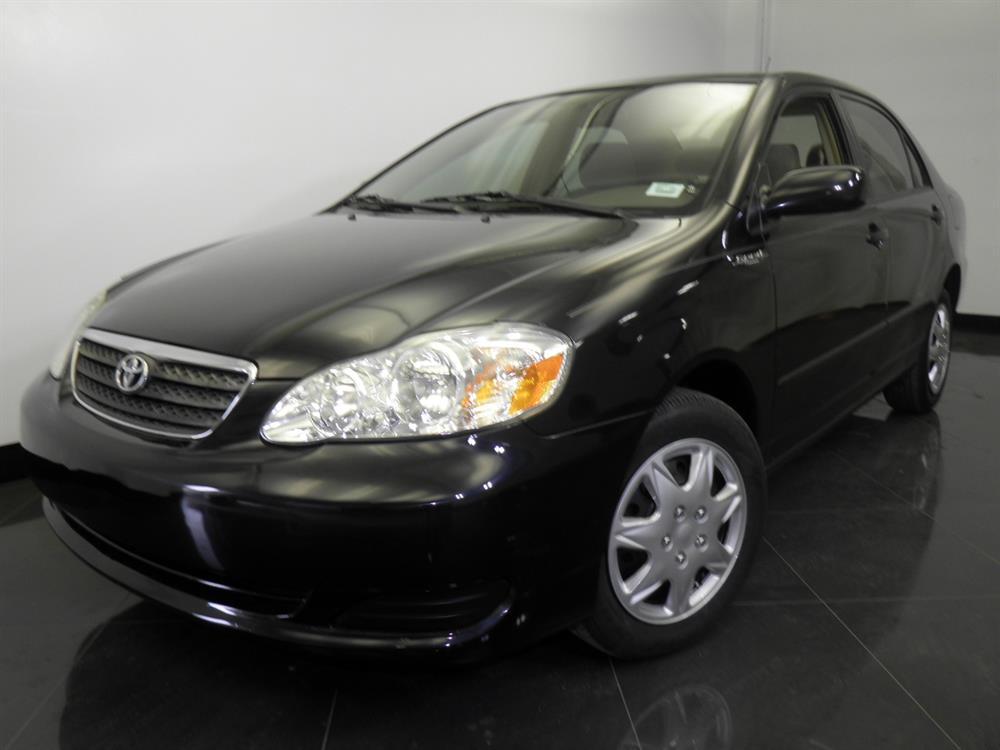 2008 Toyota Corolla - 1060145103