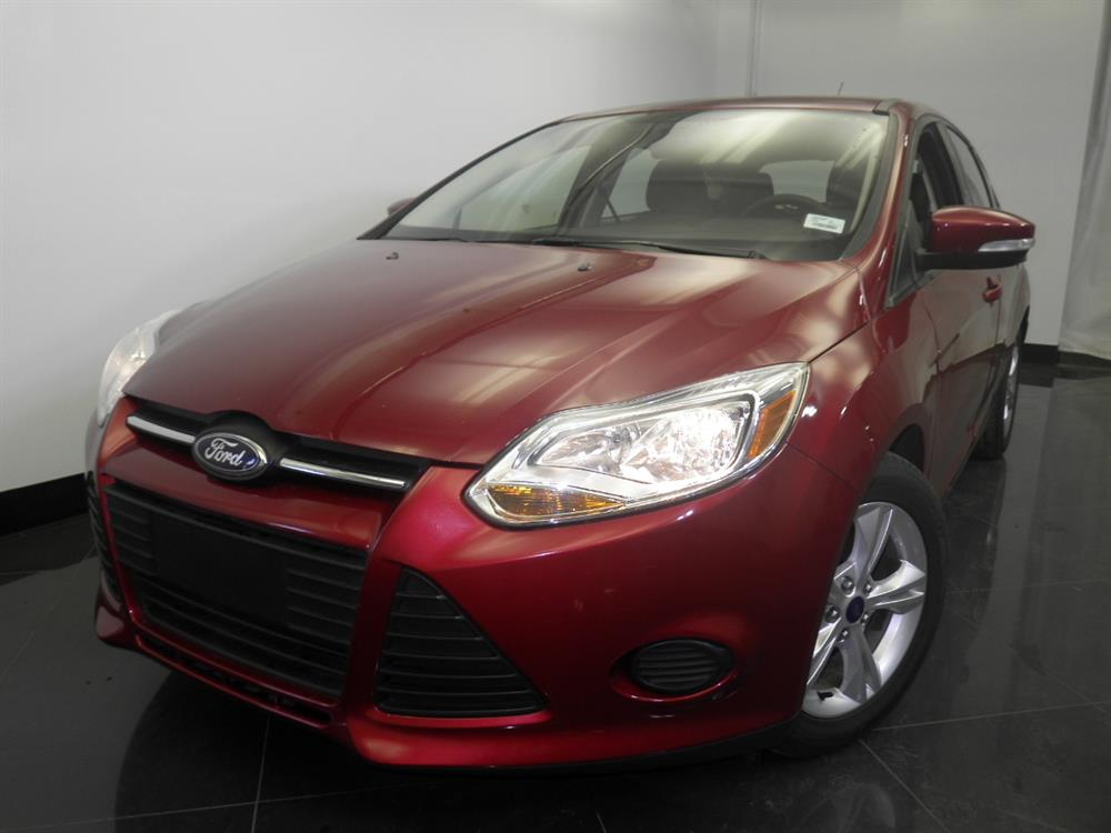 2013 Ford Focus - 1060145457