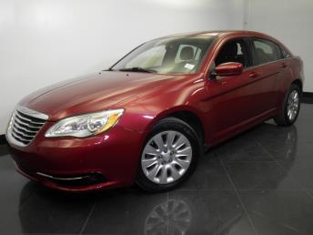 2014 Chrysler 200 - 1060147235