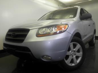 2007 Hyundai Santa Fe - 1060148087
