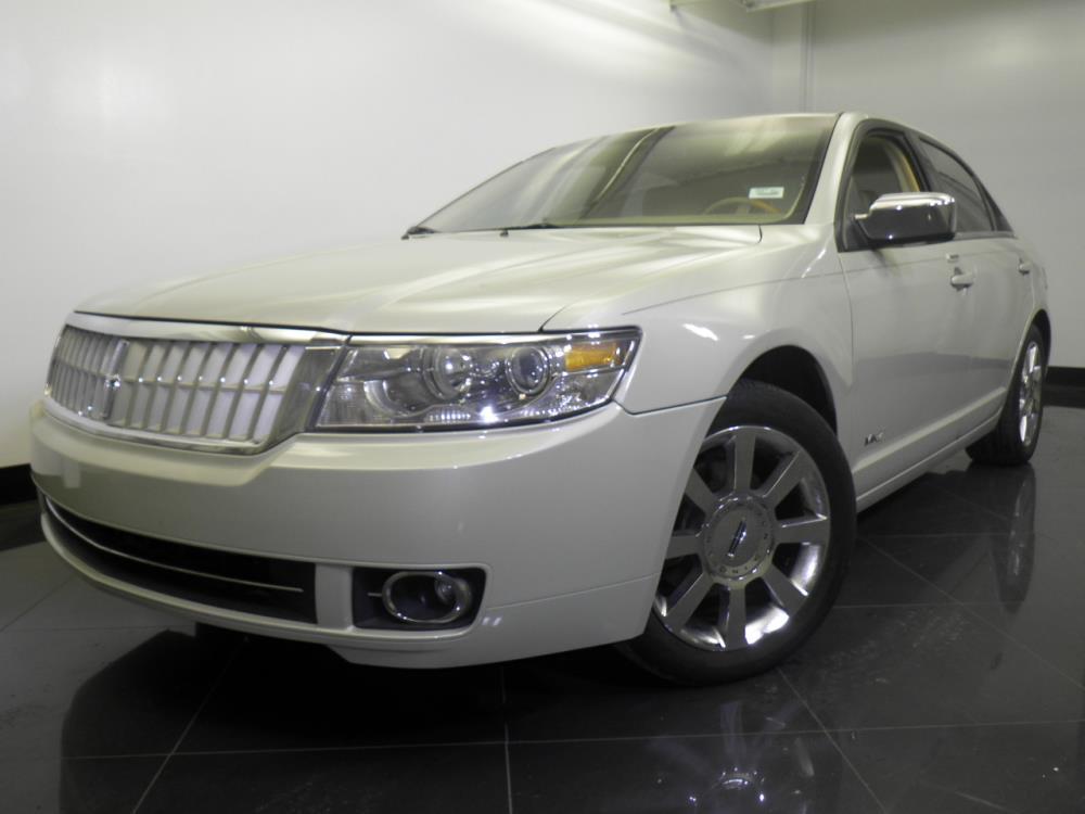 2008 Lincoln MKZ - 1060148183