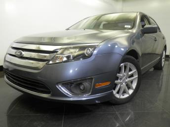 2011 Ford Fusion - 1060148682
