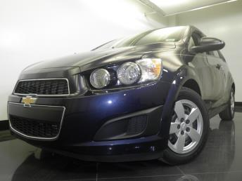 2015 Chevrolet Sonic - 1060149097