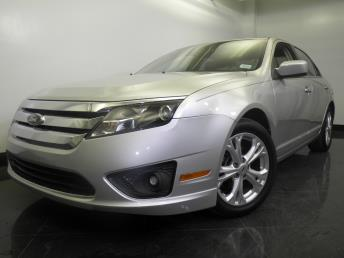 2012 Ford Fusion - 1060149410