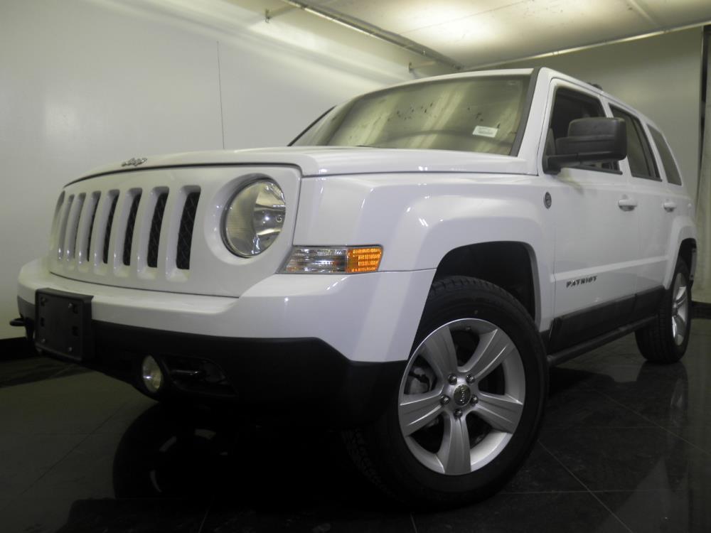 2011 Jeep Patriot - 1060149571