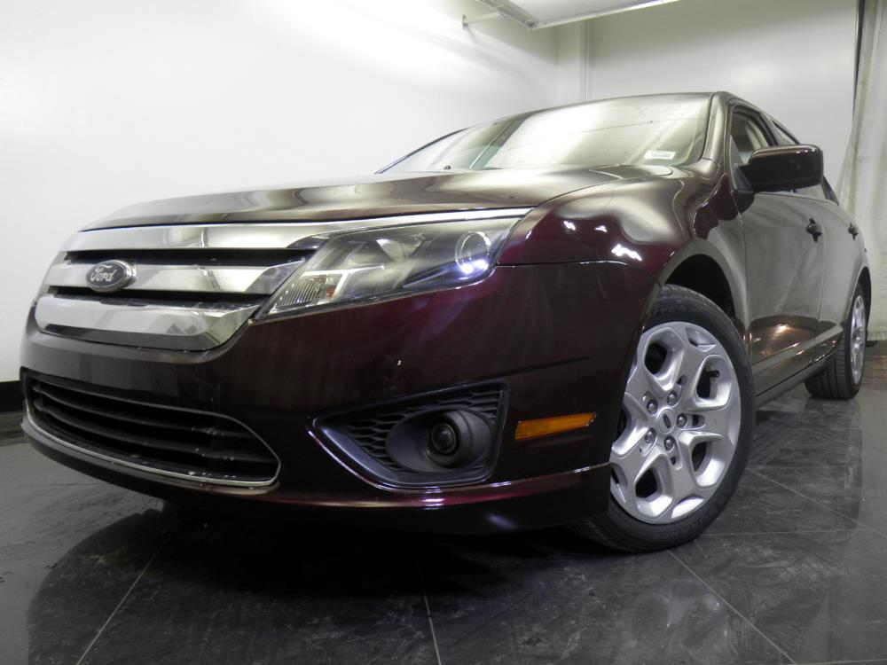 2011 Ford Fusion - 1060149907