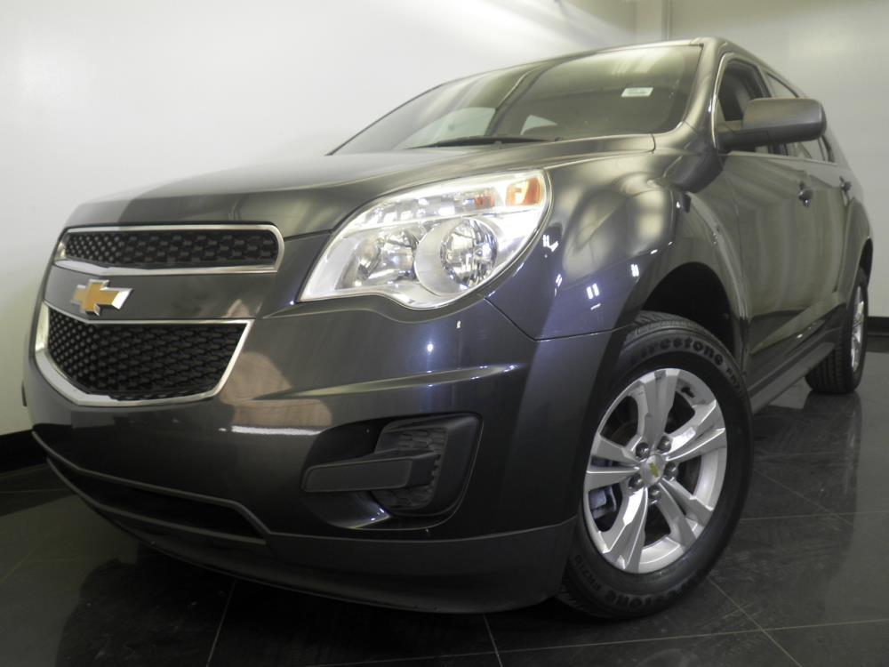 2011 Chevrolet Equinox - 1060150001