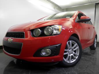 2012 Chevrolet Sonic - 1060150011