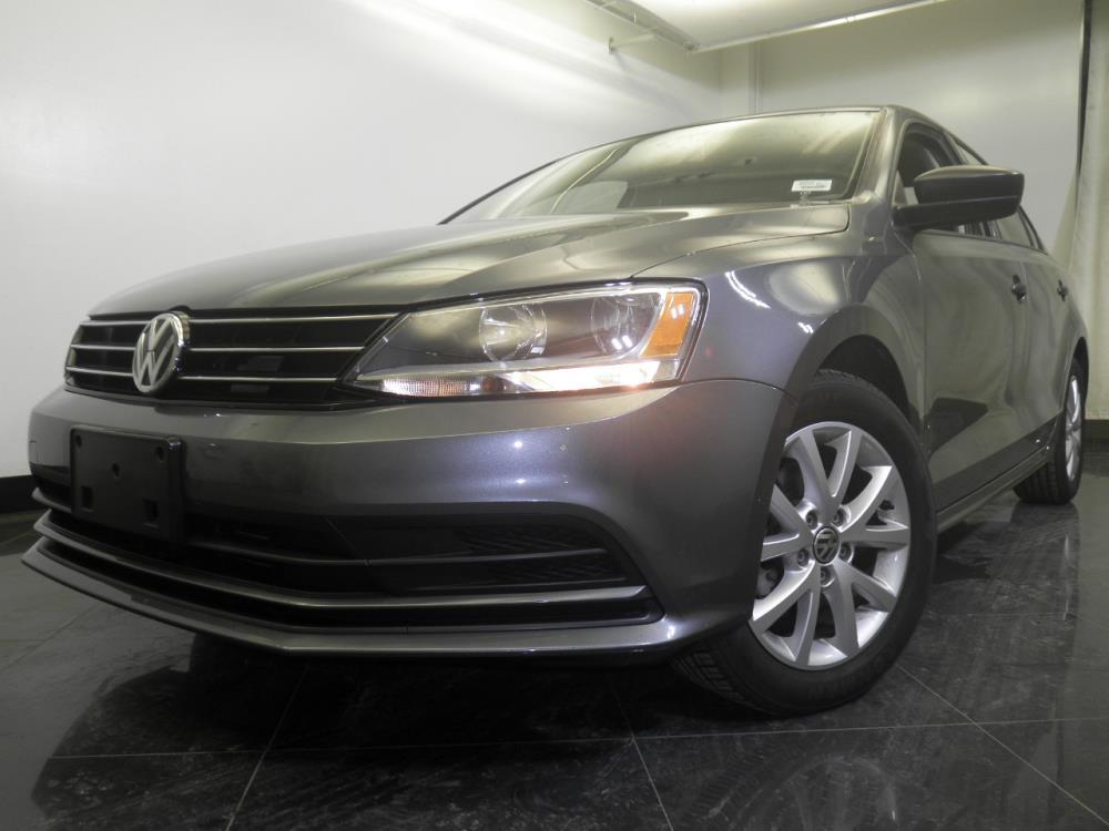 2015 Volkswagen Jetta - 1060150132