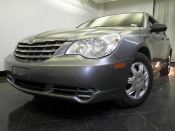 2010 Chrysler Sebring - 1060150201