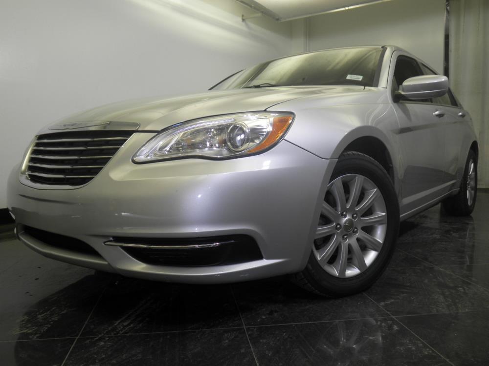 2012 Chrysler 200 - 1060150257