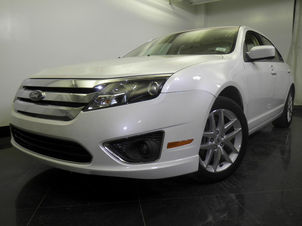 2012 Ford Fusion - 1060150412