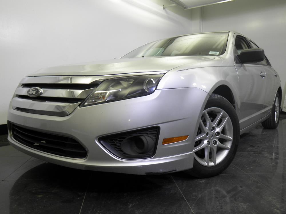 2012 Ford Fusion - 1060150433