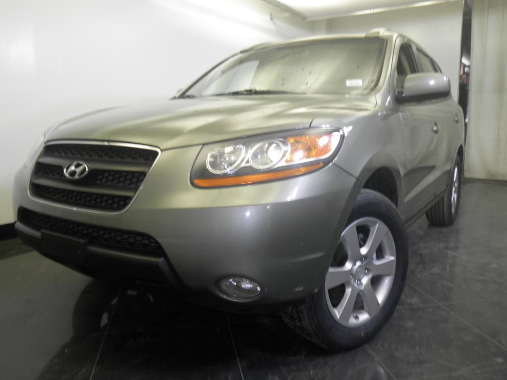 2008 Hyundai Santa Fe - 1060150680
