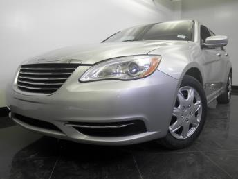 2012 Chrysler 200 - 1060150877