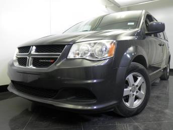 2012 Dodge Grand Caravan - 1060150891