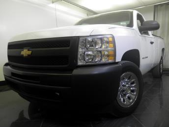 2012 Chevrolet Silverado 1500 - 1060151139