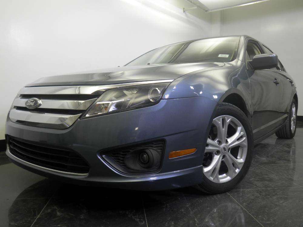 2012 Ford Fusion - 1060151151