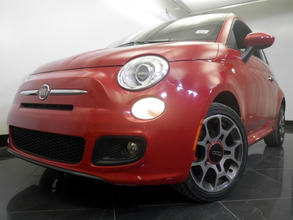 2012 FIAT 500 - 1060151262
