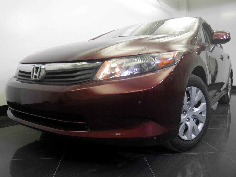 2012 Honda Civic - 1060151391