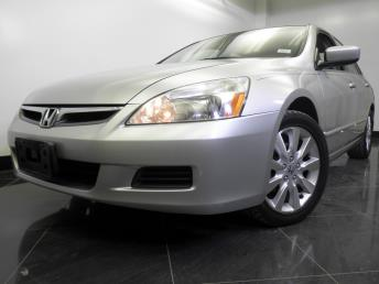 2007 Honda Accord - 1060151456