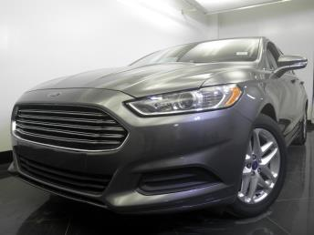 2013 Ford Fusion - 1060151515