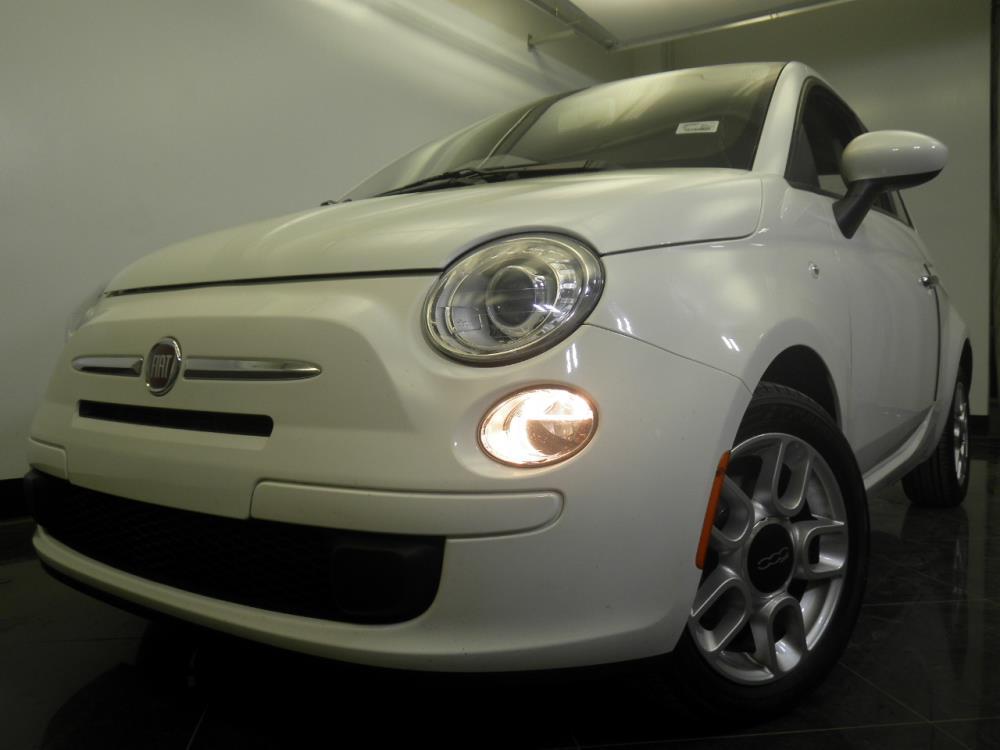 2012 FIAT 500 - 1060151761