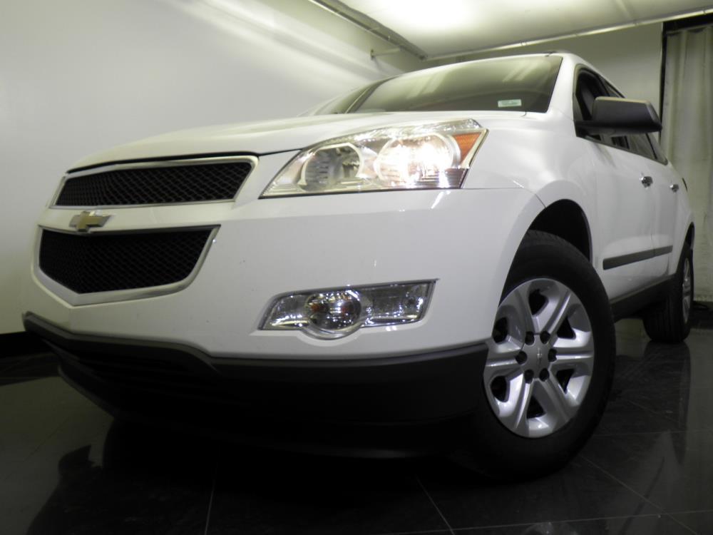 2011 Chevrolet Traverse - 1060151764
