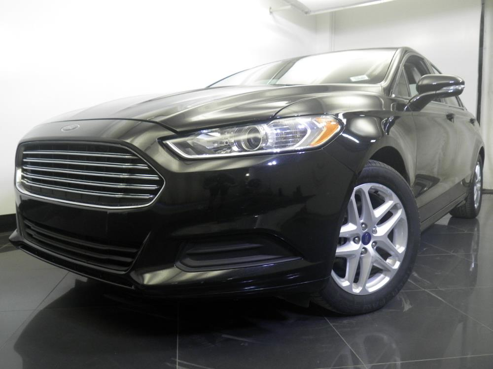 2014 Ford Fusion - 1060151947