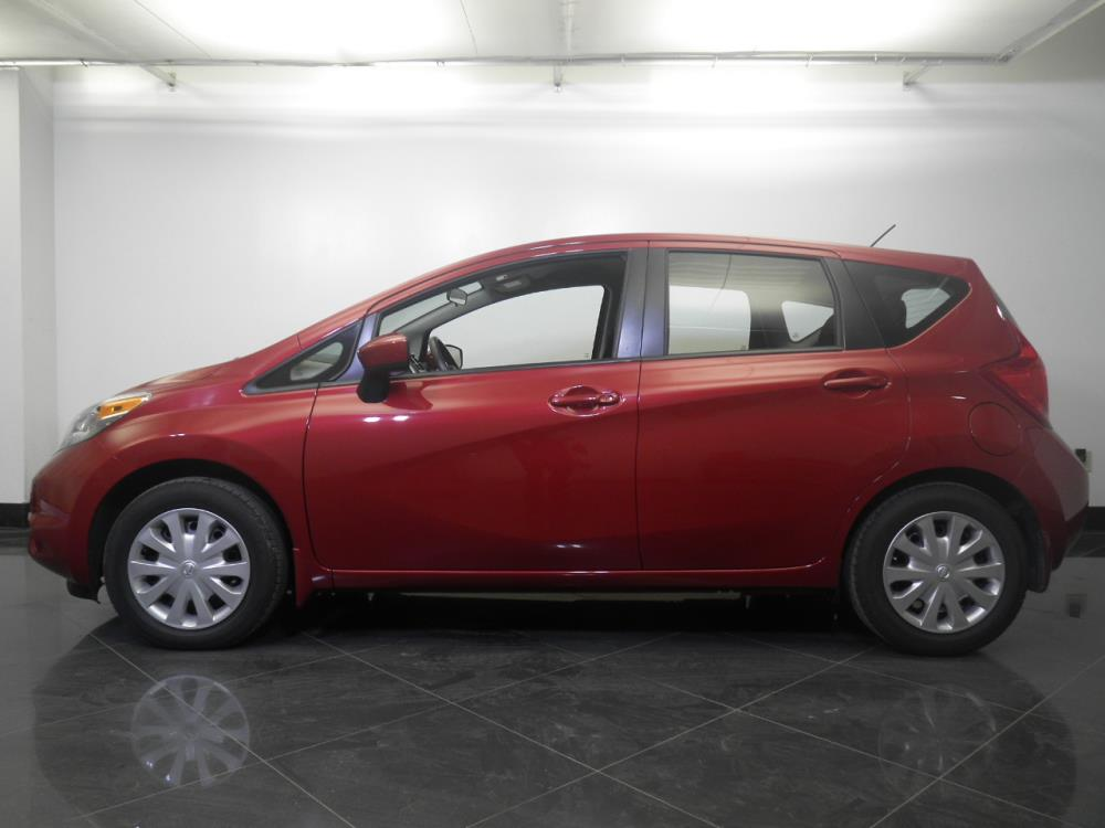 2015 nissan versa note for sale in tampa 1060152067 drivetime. Black Bedroom Furniture Sets. Home Design Ideas
