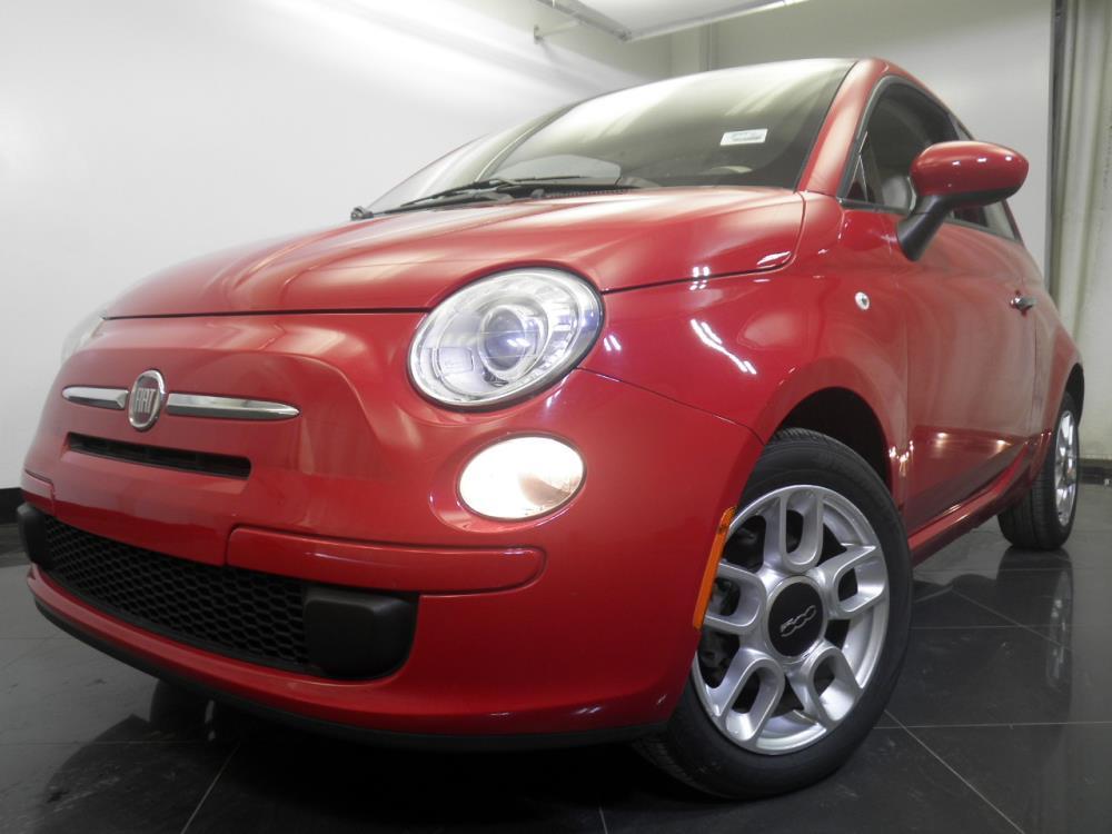 2015 FIAT 500 - 1060152117