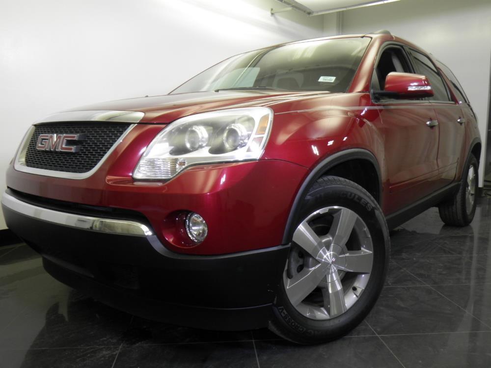 2010 GMC Acadia - 1060152151