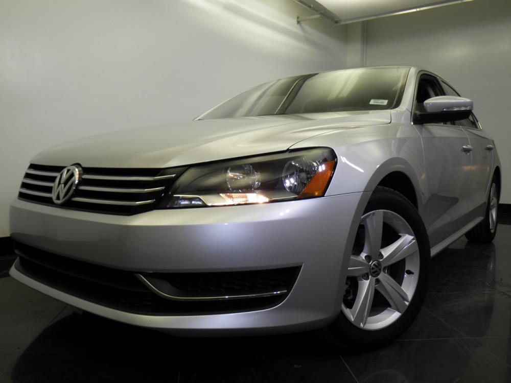 2013 Volkswagen Passat - 1060152209