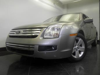 2009 Ford Fusion - 1060152362