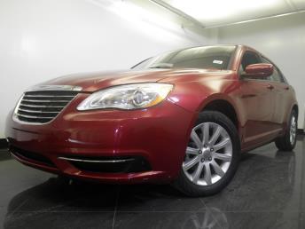 2012 Chrysler 200 - 1060152707