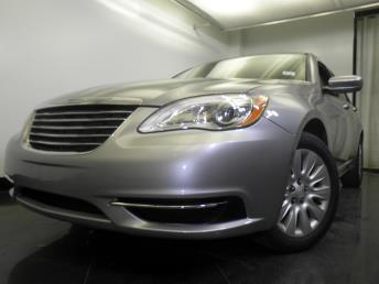 2014 Chrysler 200 - 1060152754
