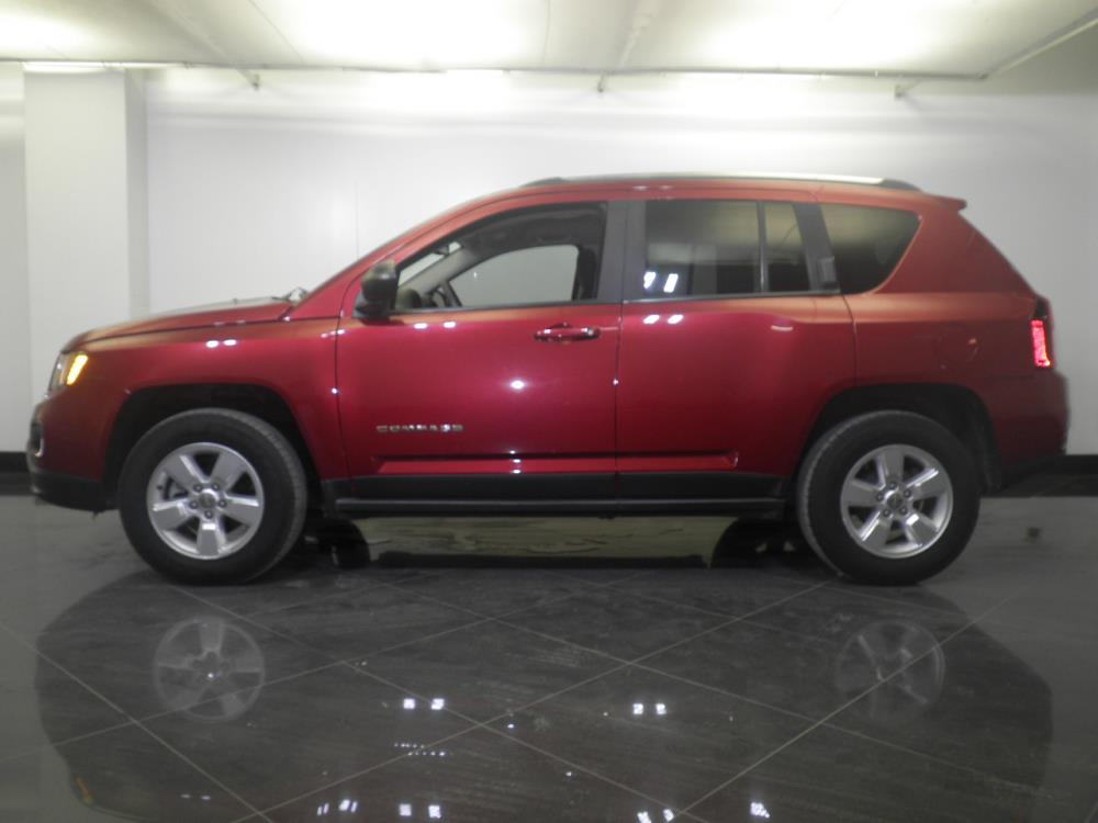 2014 jeep compass for sale in tampa 1060153576 drivetime. Black Bedroom Furniture Sets. Home Design Ideas