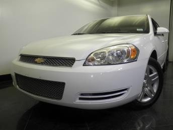 2012 Chevrolet Impala - 1060154002