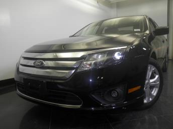 2012 Ford Fusion - 1060154003