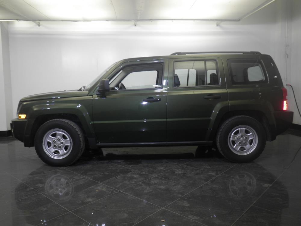 2008 jeep patriot for sale in tampa 1060154042 drivetime. Black Bedroom Furniture Sets. Home Design Ideas