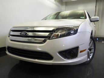 2012 Ford Fusion - 1060154866