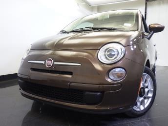 2013 FIAT 500c - 1060155000