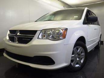 2012 Dodge Grand Caravan - 1060155028