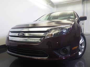 2012 Ford Fusion - 1060155068