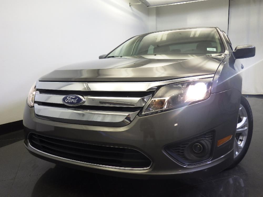 2012 ford fusion for sale in tallahassee 1060155520 drivetime. Cars Review. Best American Auto & Cars Review